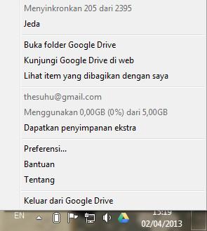 Google Drive PC